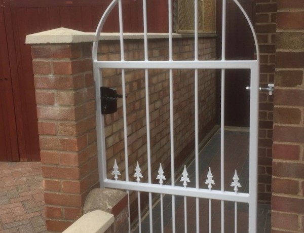 Residential  Steel Gate