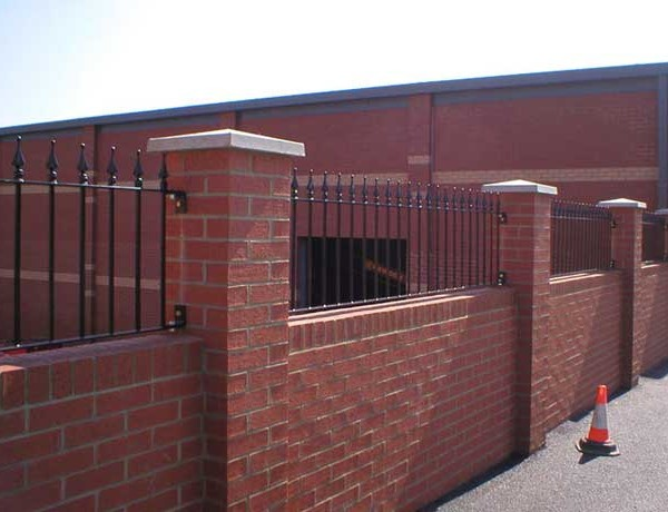 Commercial Steel Railings